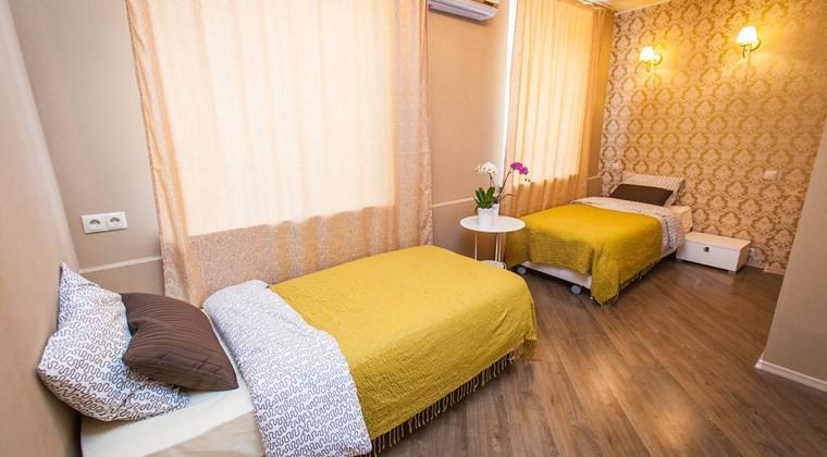 Отель Калифорния на Покровке (Россия Москва) - Booking.com